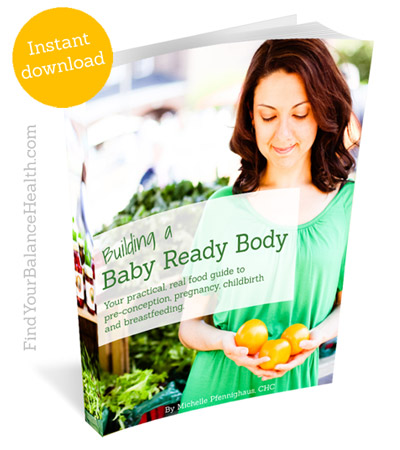 Building a Baby Ready Body