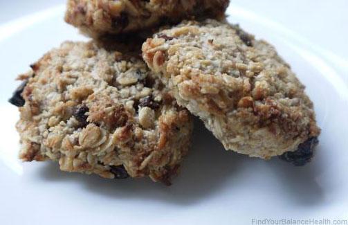 White Chocolate Cranberry Pretzel Cookies (Jumbles) Recipes ...