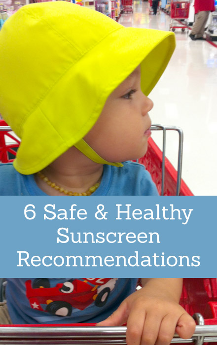 6 Safe and Healthy Sunscreen Recommendations