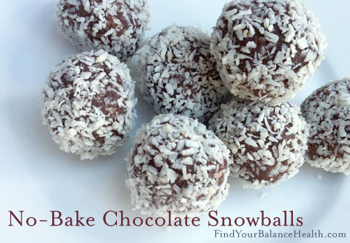 Peanut Butter And Chocolate Cake Balls