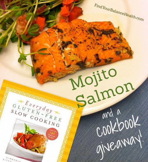 Mojito Salmon