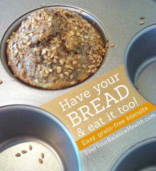 grain free biscuit