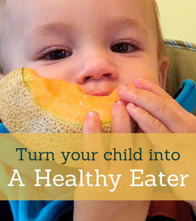 Turn your child into a healthy eater class for parents