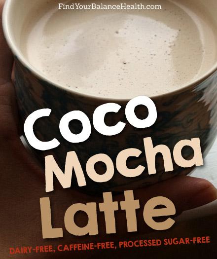 Coco Mocha Latte
