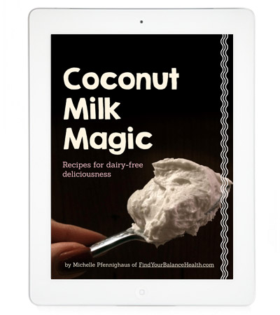 Dairy-free Coconut Milk Recipes