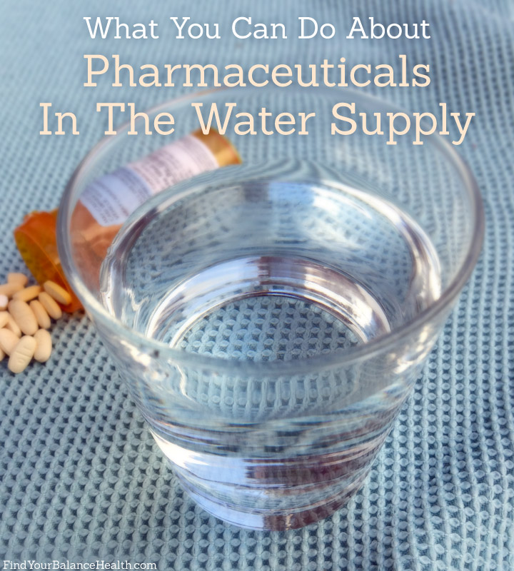 pharmaceuticals-water-supply