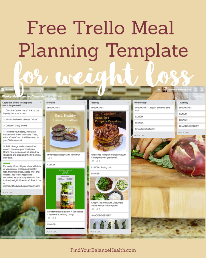 trello-meal-planning-weight-loss-template