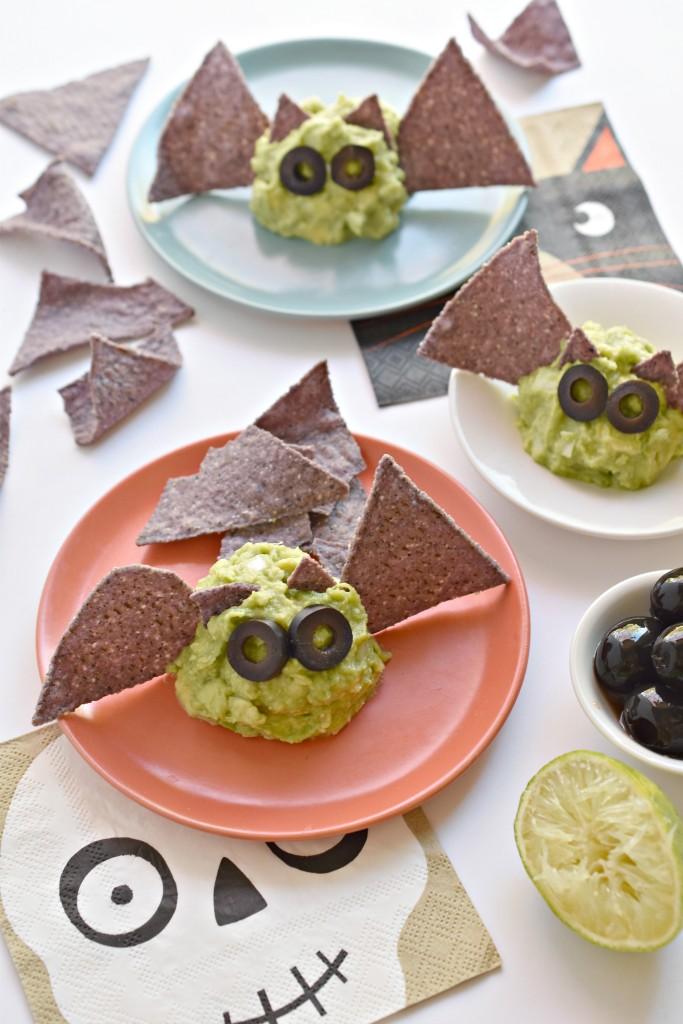 Clean Halloween - Guacamole Bats