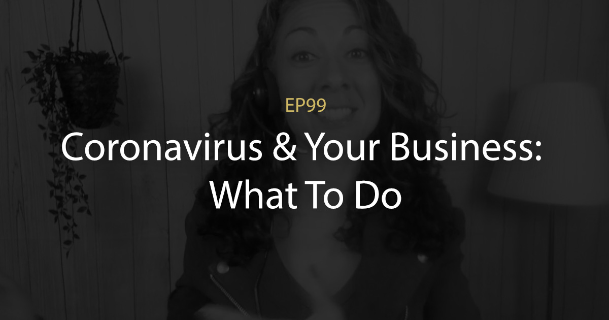 coronavirus and your business